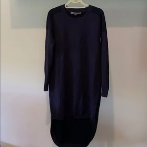 French Connection 2 Tone Sweater Dress